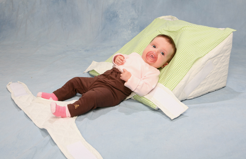 Baby Reflux Refilef Wedge And Infant Reflux Relief Pillow