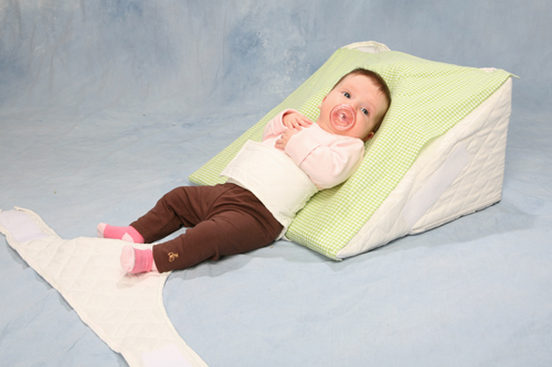 Baby Reflux Reflief Pillow And Infant Reflux Reflief Wedge